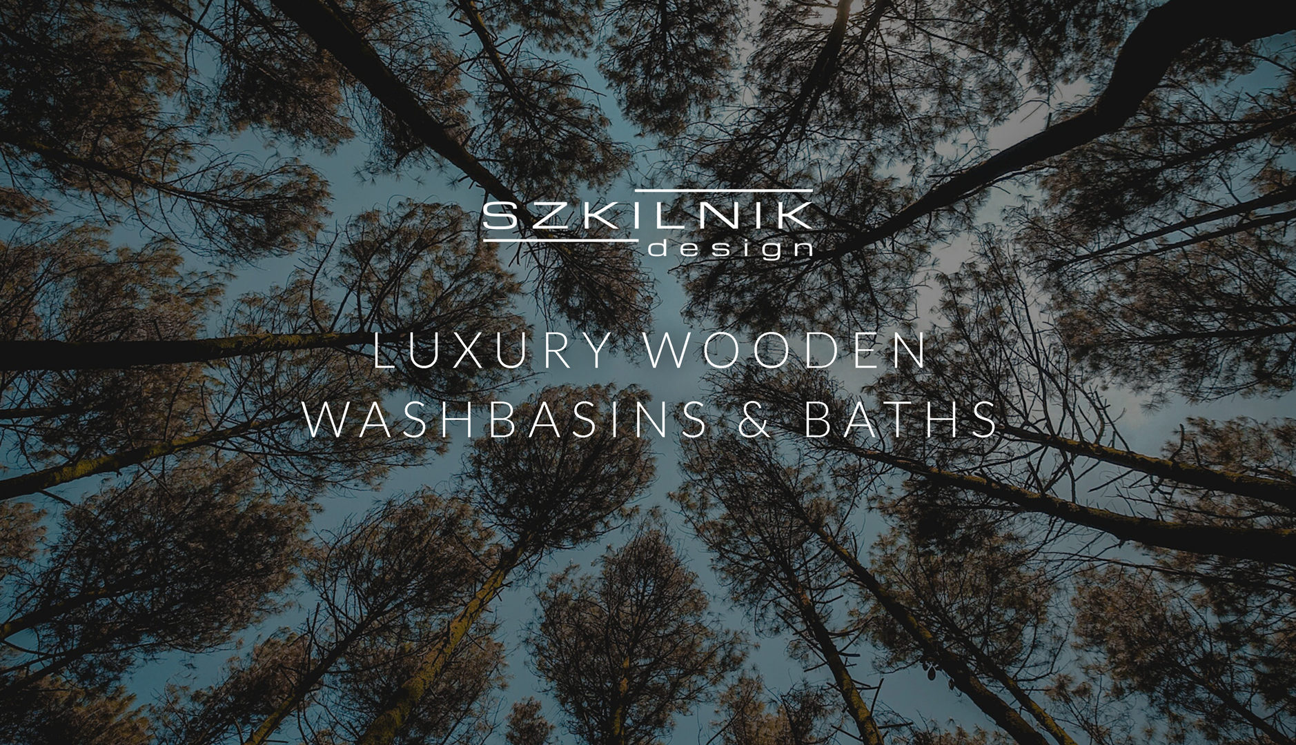 Exclusive Wooden Washbasins